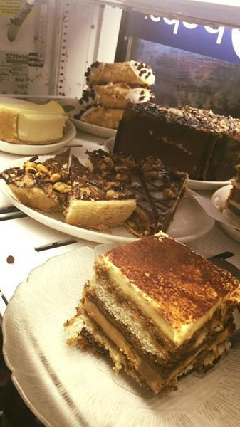 Desserts at Pias - Yum!!