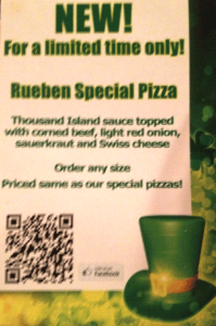 St Patty Specials
