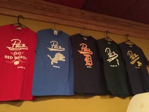 Pias sports shirts