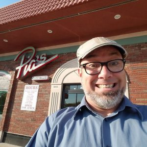 Jesse Vail at Pias