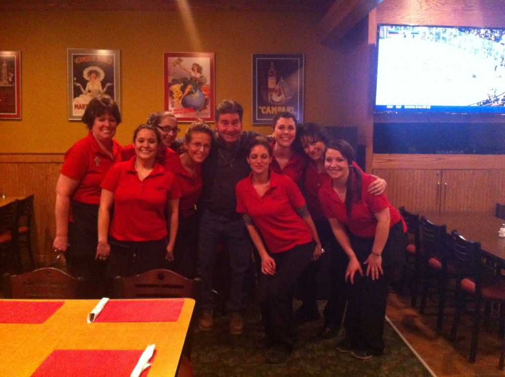 italian waitresses