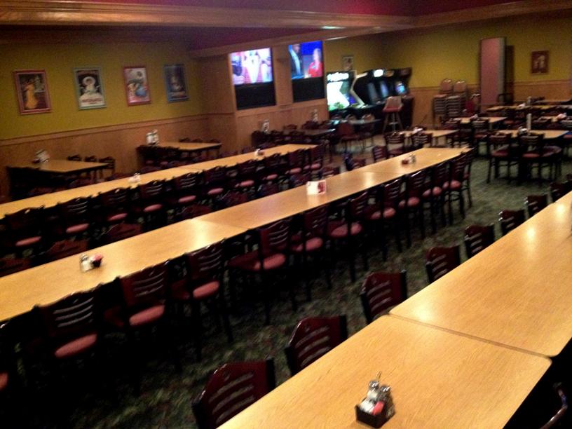 large banquets at Pias