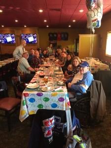 Birthday Party at Pias