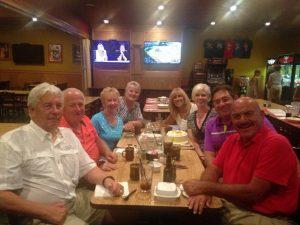 Joe Fusco - family party at pias